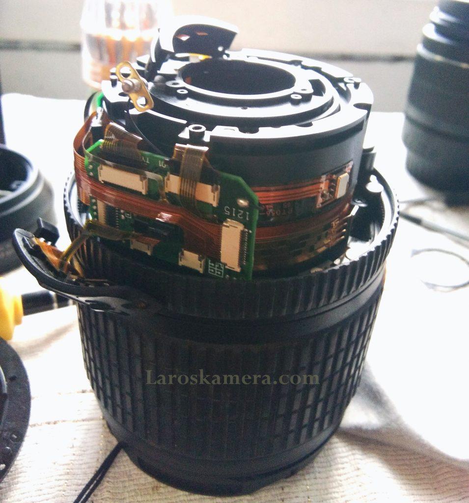 Ganti AF Lensa dan Service Lensa Kamera di Malang