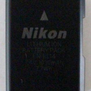 Jual Baterai Nikon EN-EL14