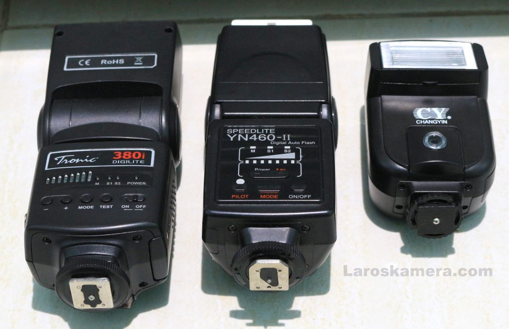 Jual Flash External Kamera DSLR