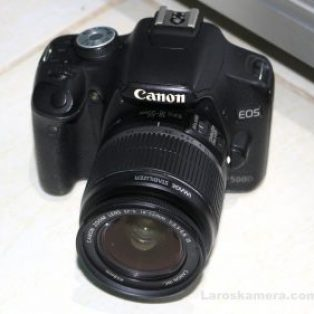 Jual Kamera Bekas Canon EOS 500D