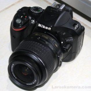 Jual Kamera DSLR – Nikon D5200 Di Malang