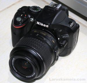 Jual Kamera DSLR - Nikon D5200 Di Malang