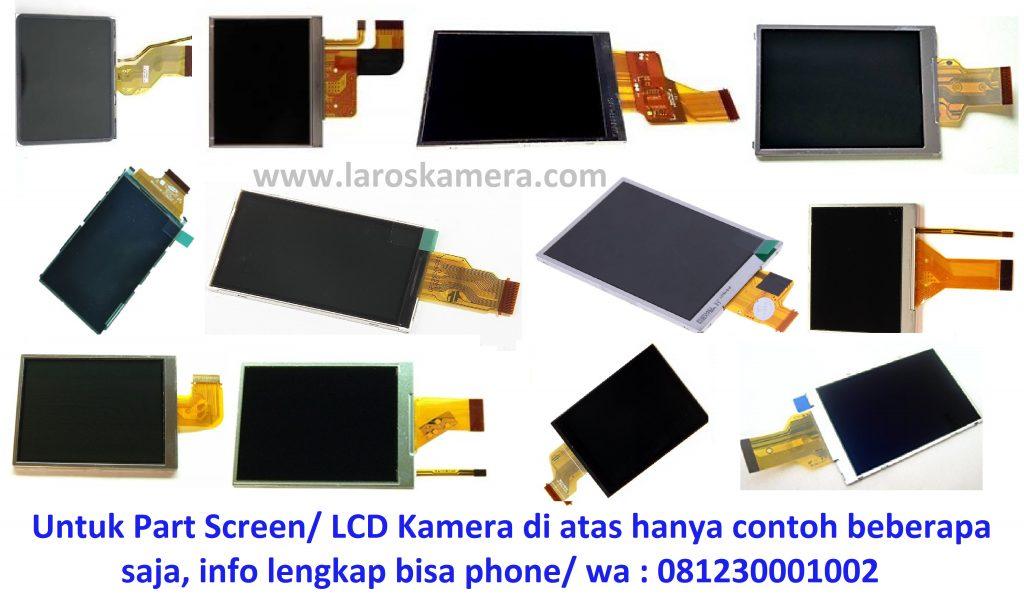 Jual LCD Kamera DSLR - Mirrorless