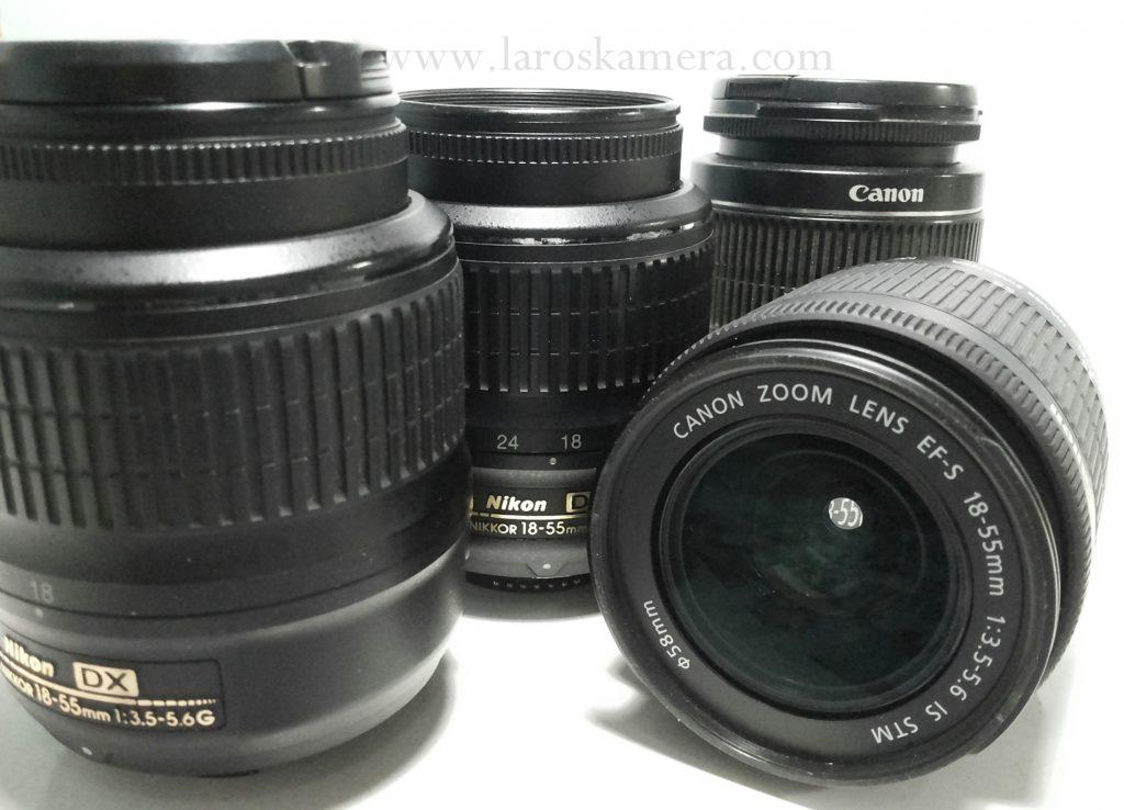 Tempat Jual Beli Lensa Kamera DSLR Baru dan Bekas di Malang