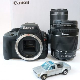 Jual Kamera Canon EOS Kiss X7 A.K.A 100D Layar Sentuh