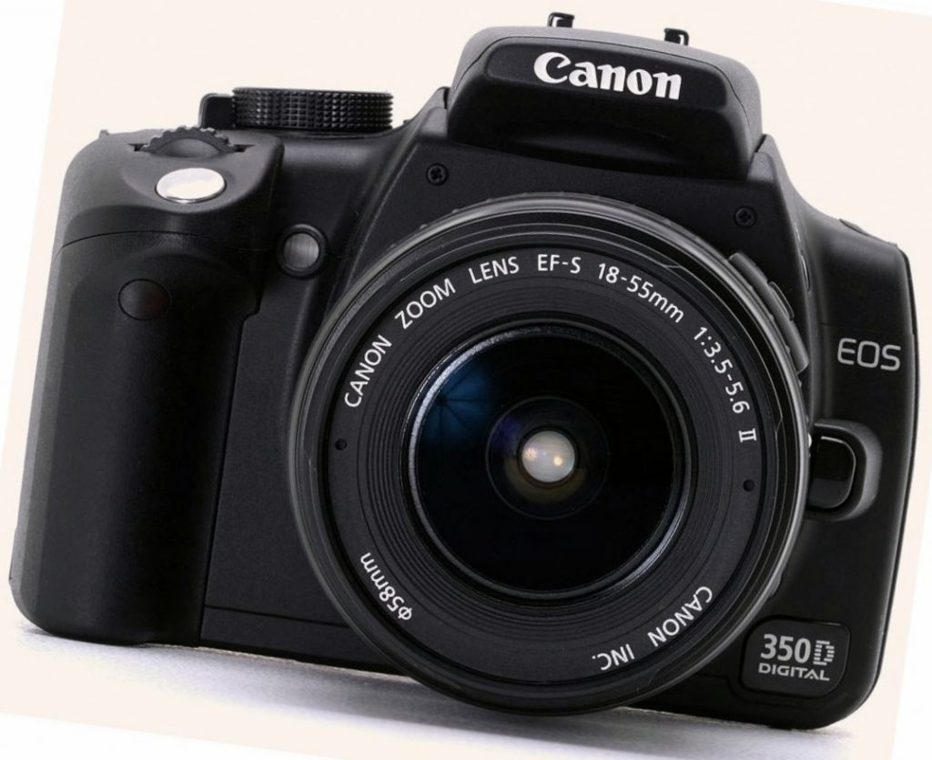 Jual Kamera Canon Eos 350D Bekas