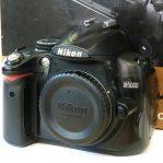 Jual Kamera DSLR Nikon D5000 Fullset ( Body Only )
