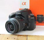 Jual Kamera Sony Alpha a290 DusBook – Bekas