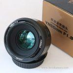Jual Lensa Fix Yongnuo 50mm f1.8 For Canon