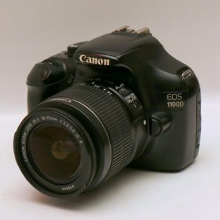 Jual Kamera Canon EOS 1100D Bekas