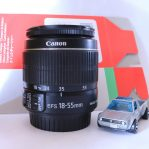 Jual Lensa Kit Canon 18-55mm IS 2