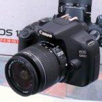 Jual Kamera Canon EOS 1200D Fullset