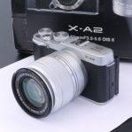 Jual Kamera Mirrorless Fujifilm X-A2 Fullset