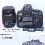 Jual Kamera Baru Canon EOS 1300D Di Malang