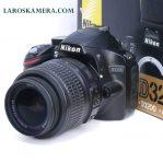 Jual Kamera DSLR Nikon D3200 + Lensa Kit 18-55mm VR