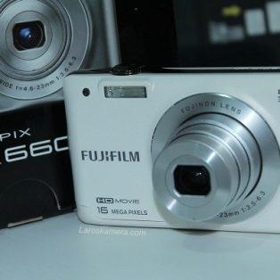 Jual Kamera Digital Fujifilm JX660