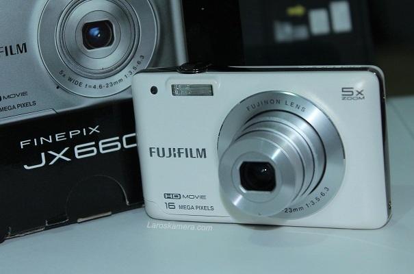 jual kamera digital fujifilm jx660 bekas