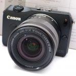 Jual Kamera Mirrorless Canon EOS M Layar Sentuh ( Fullset )