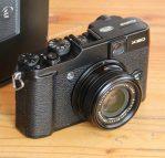 Jual Kamera Prosumer Fujifilm X20 Black