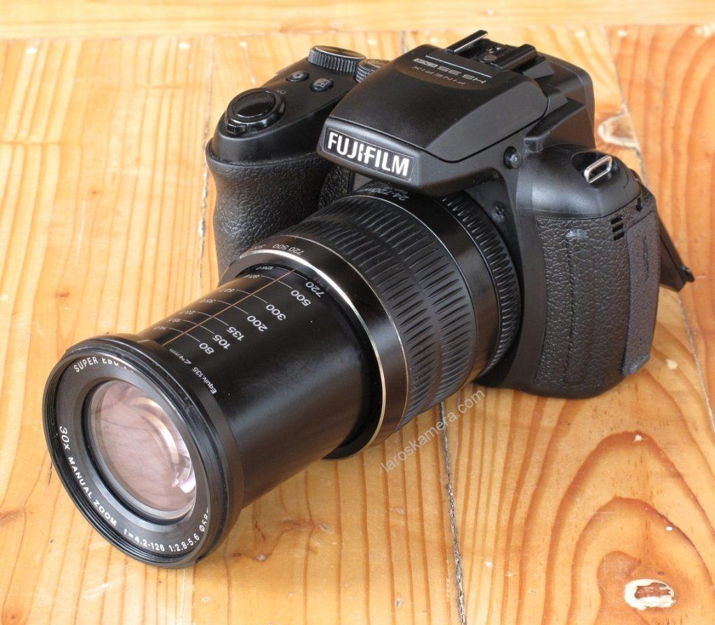 jual kamera prosumer fujifilm hs35 bekas