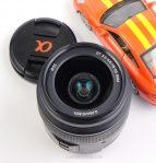 Jual Lensa Kit Sony 18-55mm SAM Second