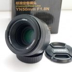 Jual Lensa Fix 50mm AFS Nikon – Yn-Yongnuo 50mm
