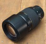 Jual Lensa Tamron 70-300 second – Nikon