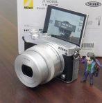 Jual Kamera Mirrorless Nikon 1 J5 Kit 10-30mm Bekas