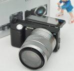 Jual Mirrorless Sony NEX-5D bekas