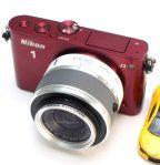 Jual Nikon 1 J3 Mirrorless bekas