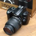 Jual Nikon D5000 DSLR Second