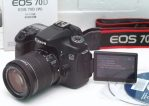 Jual Kamera DSLR Bekas – Canon EOS 70D Wifi