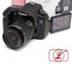 Jual Kamera Canon 60D | Lensa Kit | Fullset