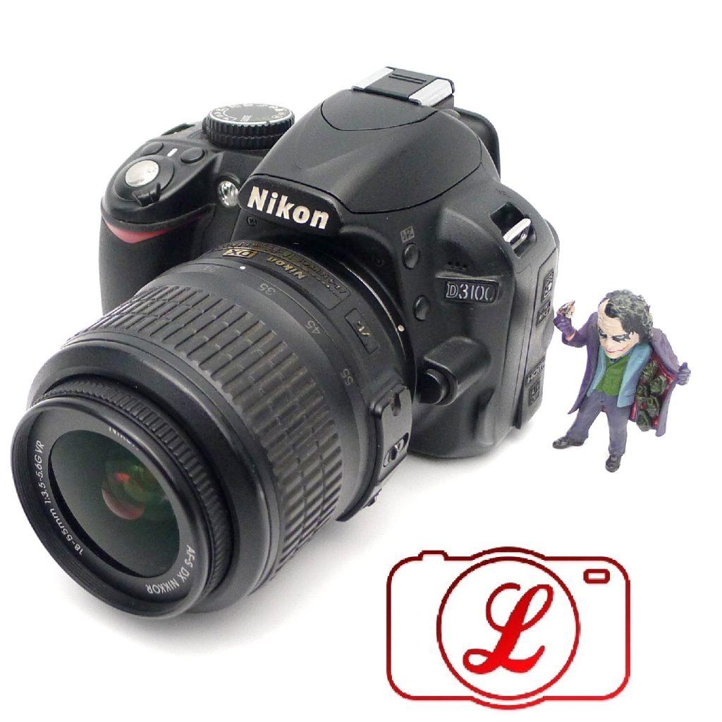 Jual Dslr Nikon D3100 Lensa Kit 18 55 Laroskamera Com Jual