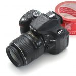Jual DSLR Nikon D5200 + Lensa Kit