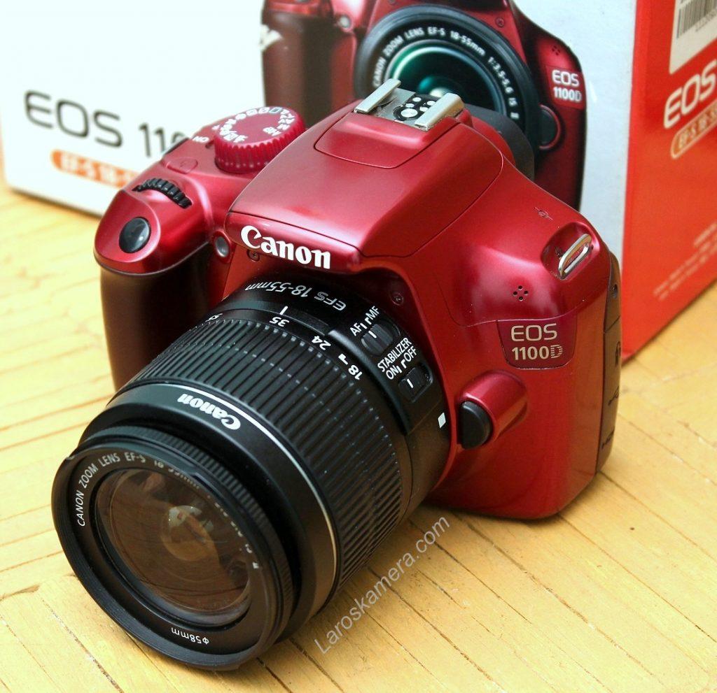 Jual Kamera Dslr Canon Eos 1100d Bekas Laroskamera Com Jual Beli