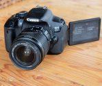 Jual Kamera DSLR Canon EOS 650D Bekas
