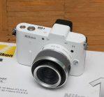 Jual Kamera Mirrorless Nikon 1 V1 Bekas