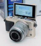 Jual Kamera Mirrorless Olympus E-PL6 + Kit Bekas