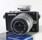 Jual kamera Mirrorless Olympus E-PL3 Bekas