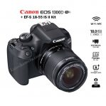Jual Kamera Canon 1300D | Wi-Fi ( Baru )