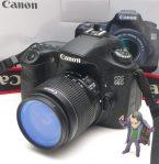 Jual Kamera Canon 60D Fullset