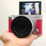 Jual Kamera Mirrorless Fujifilm XA3 Fullset