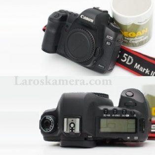 Jual Canon EOS 5D Mark II FULLFRAME Second