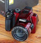 Jual Kamera Prosumer Nikon Coolpix P500 Bekas
