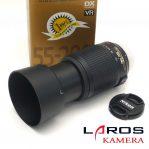 Jual Lensa Nikon 55-200 VR Second