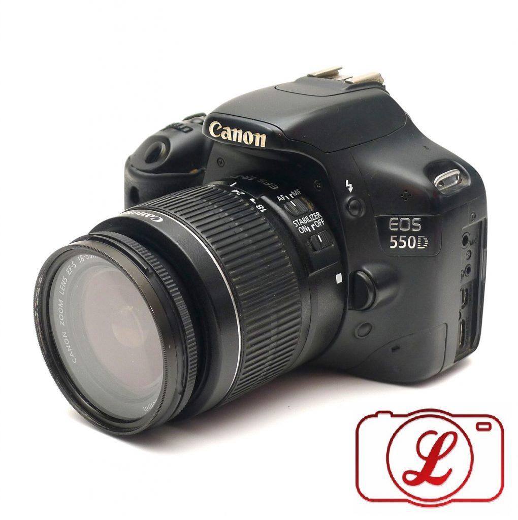 Jual Kamera Bekas DSLR Canon 550D Di Malang