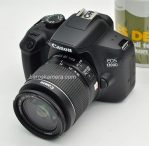 Jual Kamera DSLR Canon EOS 1300d Second