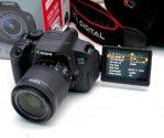Jual Kamera DSLR Canon EOS 700D Second