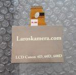 Jual LCD Canon 6D 60D 600D Baru